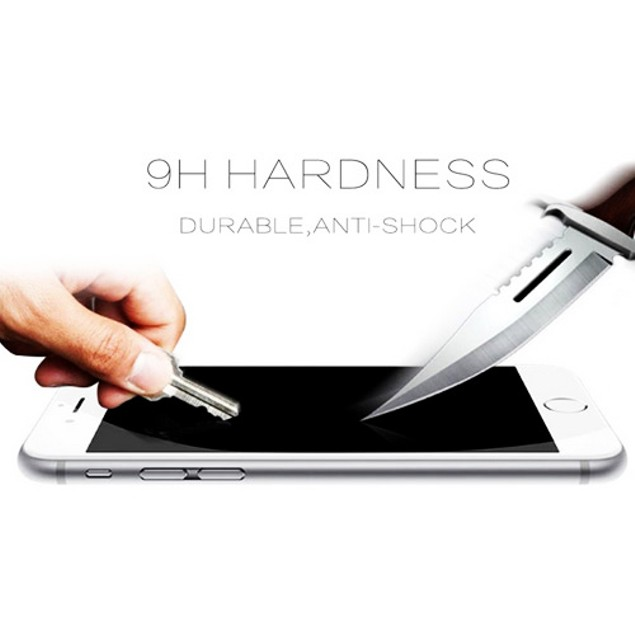 Apple iPhone 5 Privacy Tempered Glass Film Screen Protector