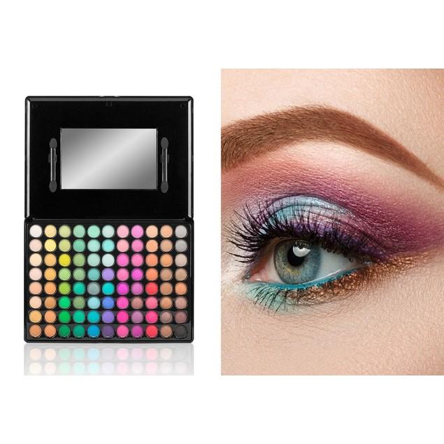 88 Color Eyeshadow Palette