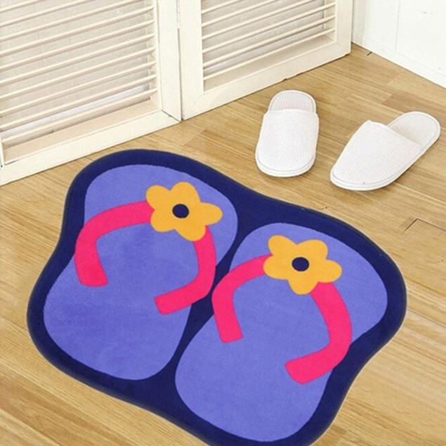 Flip Flop Household Floor Mats