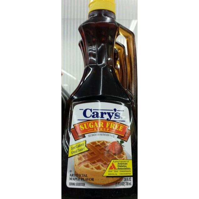 Cary's Sugar Free Syrup