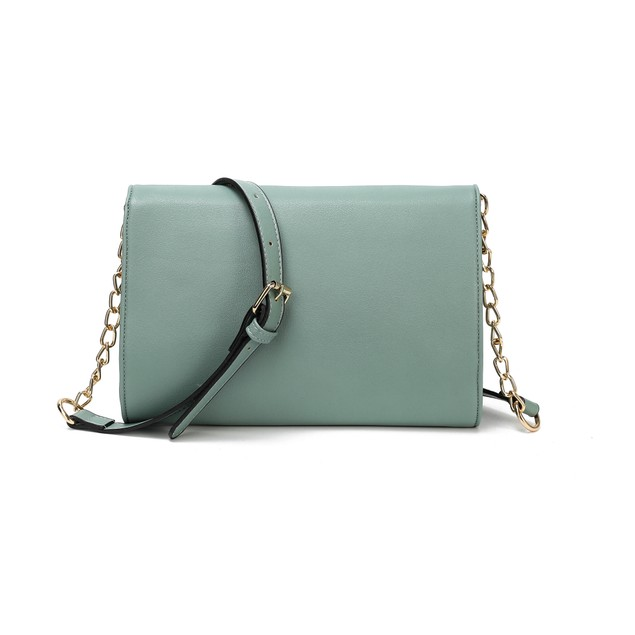 MKF Collection Candra Crossbody Bag by Mia K. Farrow