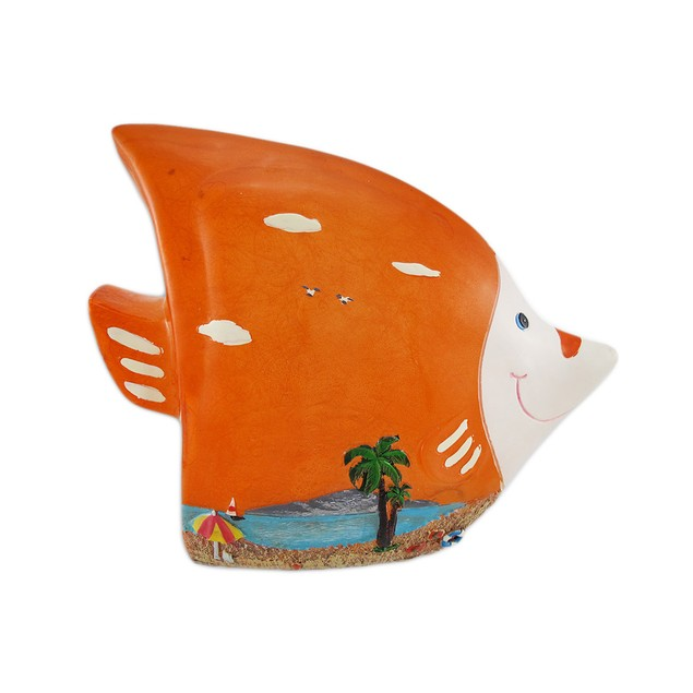 Tropical Fish Beach Themed Led Table Accent Lamp Accent Lamps