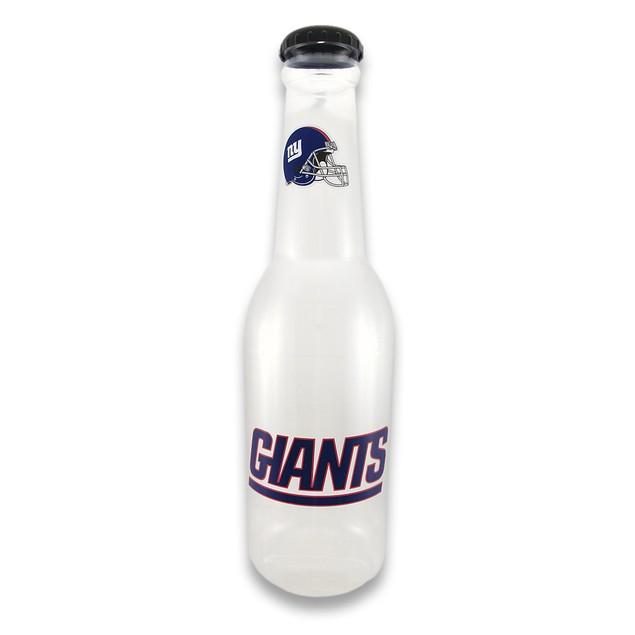 Nfl New York Giants Jumbo Bottle Coin Bank 21 In. Toy Banks