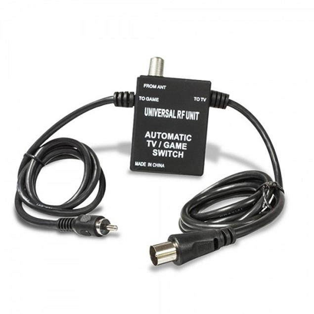 SNES/ Genesis/ NES 3-in-1 Universal RF Unit