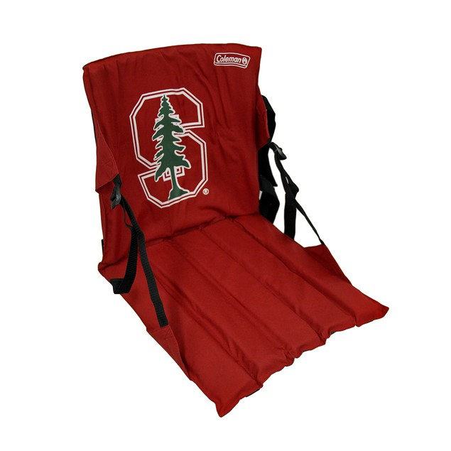 Stanford Cardinal Cushioned Roll Up Stadium Seat Sports Fan Folding Chairs