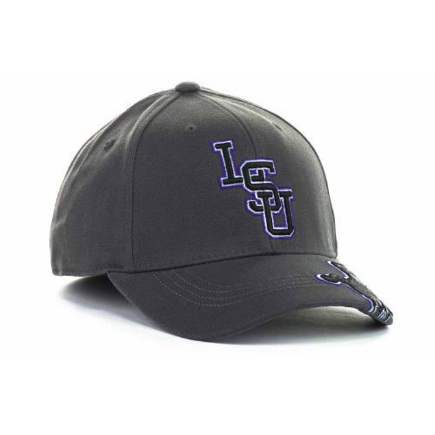 "LSU Tigers NCAA TOW ""All Access"" Stretch Fitted Hat"