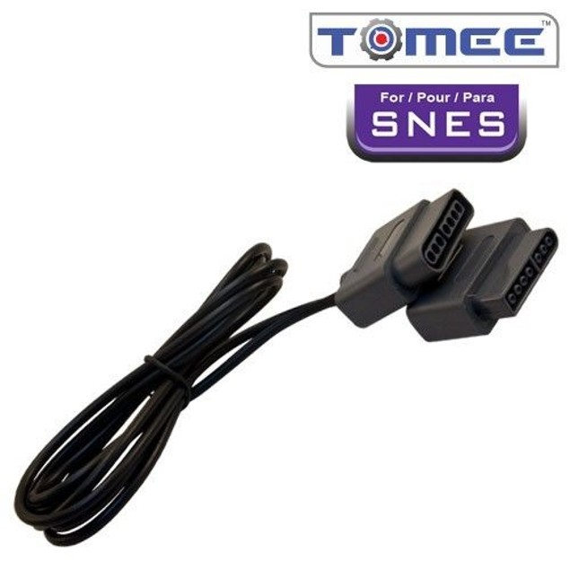 SNES 6 Foot Extension Cable