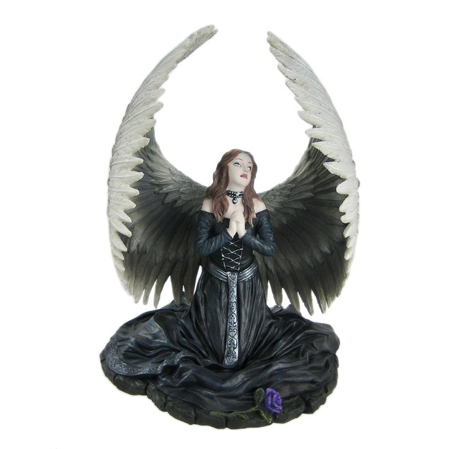 Anne Stokes Prayer For The Fallen Statue Nemesis Statues