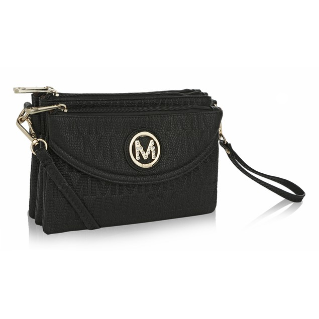 MKF Collection Becky M Signature Cross-body by Mia K. Farrow