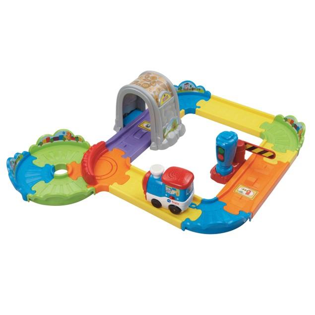 Go! Go! Smart Wheels Choo-Choo Train Playset