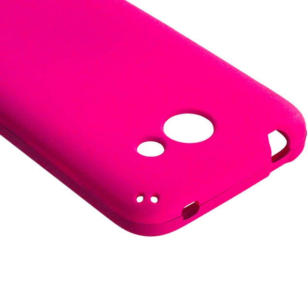 Huawei Tribute Fusion 3 Y536A1 Hard Rubberized Case Cover