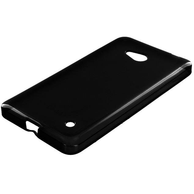 Nokia Lumia 640 TPU Rubber Case Cover