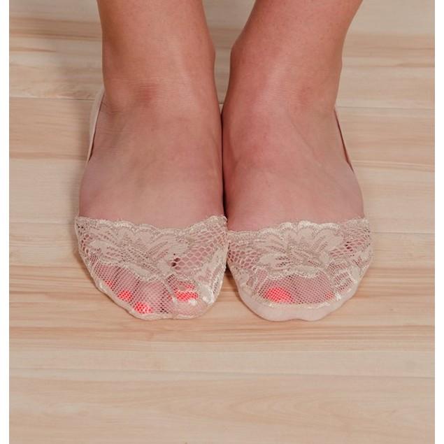 Lace Socks for Flats