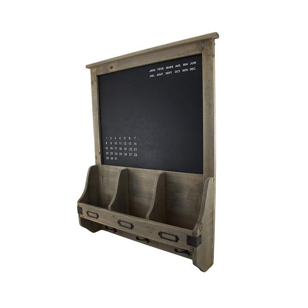 Rustic French Farmhouse Style Wooden Chalkboard Chalkboards