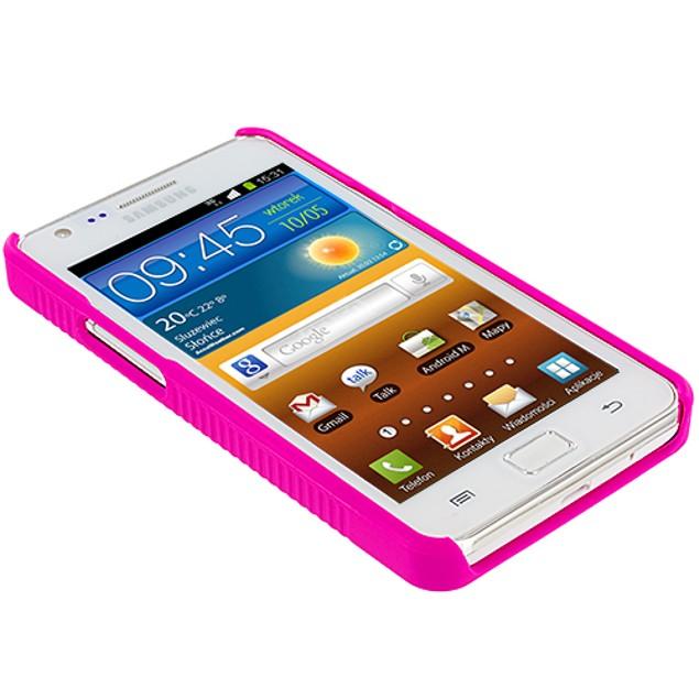 Samsung Galaxy S2 i9100 Belt Clip Hard Holster Case Cover