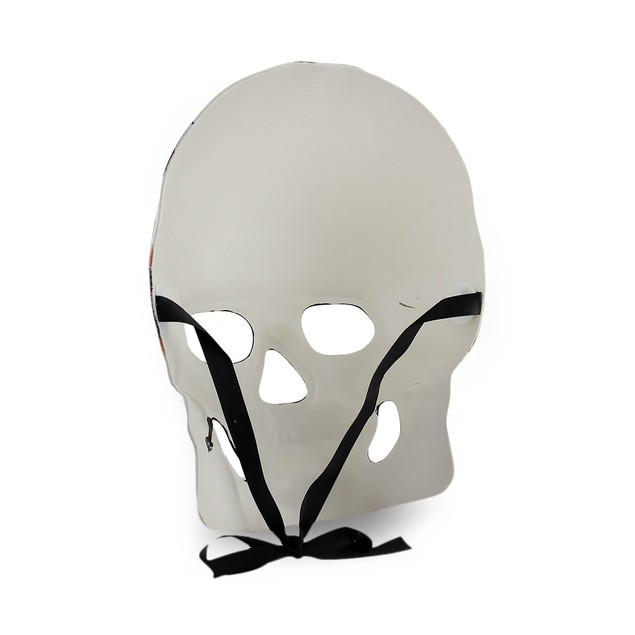 Colorful Spider Web And Flowers Dod Sugar Skull Mens Costume Masks