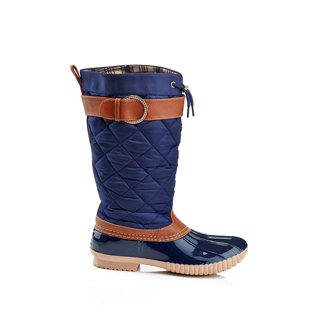 VIP Fashion Rain Boots - Buckled