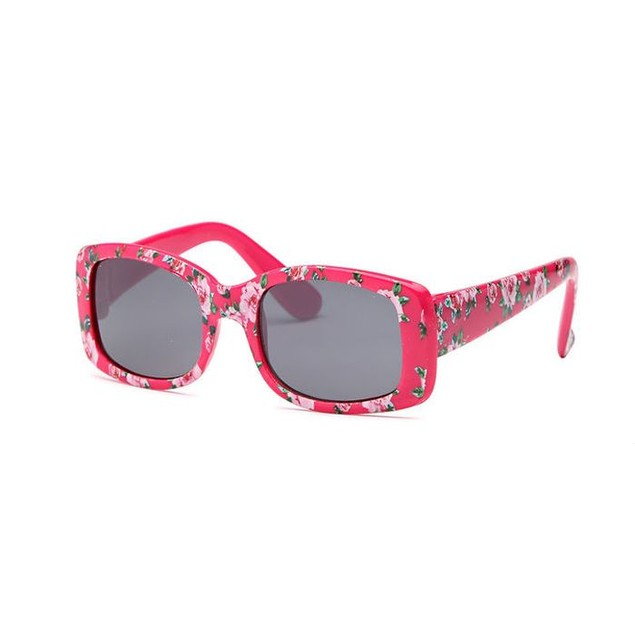 2-Pack Kids Polarized Sunglasses - Flowers