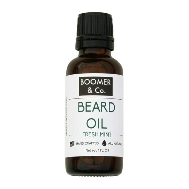Fresh Mint Beard Oil