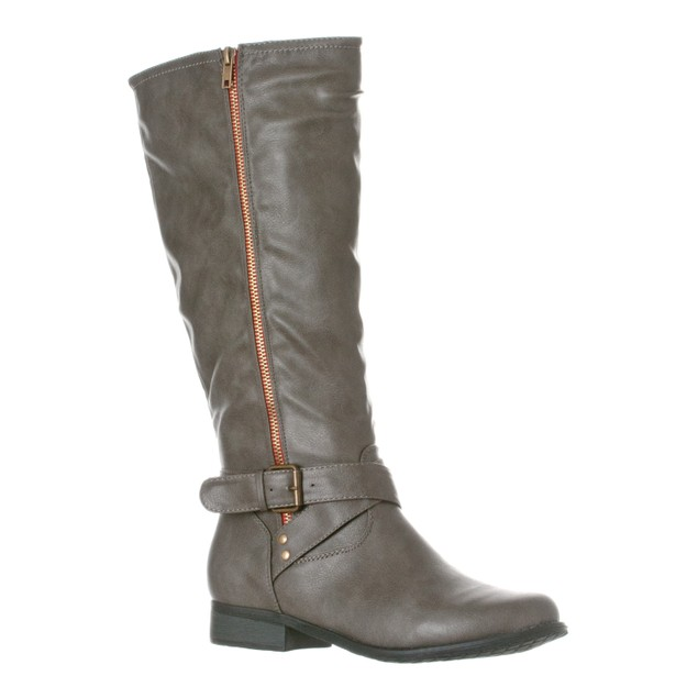 Riverberry Women's 'Sophia' Knee-High Riding Boot
