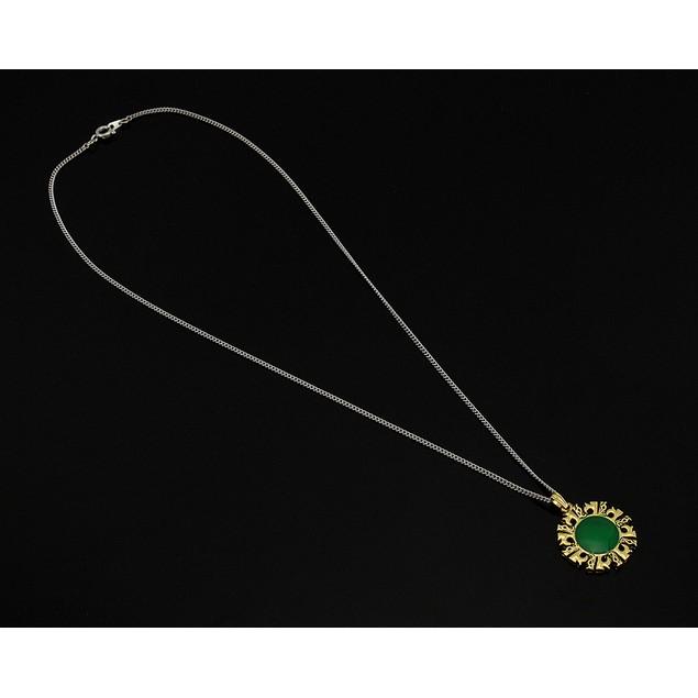 Inti Quri Inca Achala Talisman For Golden Energy Womens Pendant Necklaces