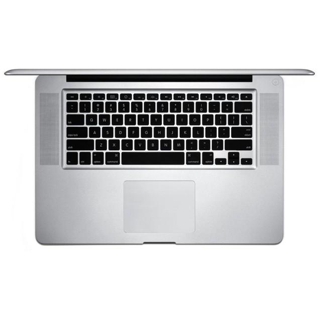 """Apple 15.4"""" MacBook Pro MC723LL/A, 4GB RAM, Core i7, 500GB HDD (Grade B)"""