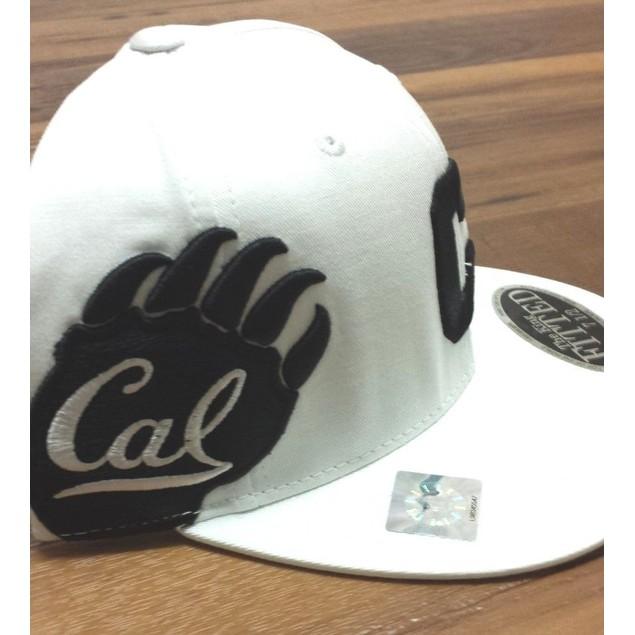 "Cal Golden Bears NCAA TOW ""Titan"" Flat Bill Fitted Hat New"