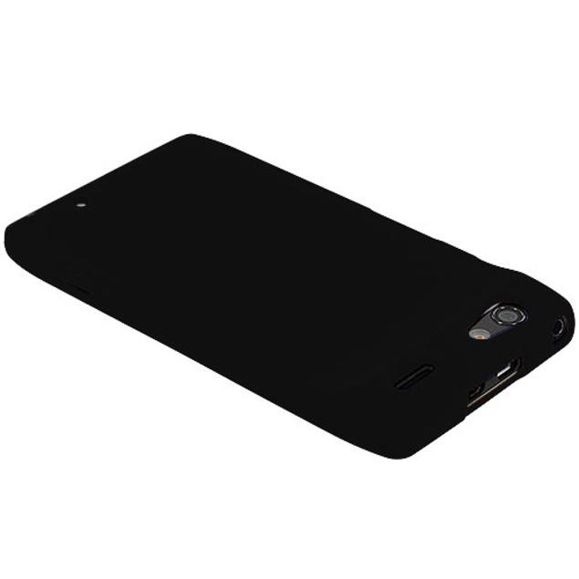 Motorola Droid Razr Maxx Hard Rubberized Case Cover