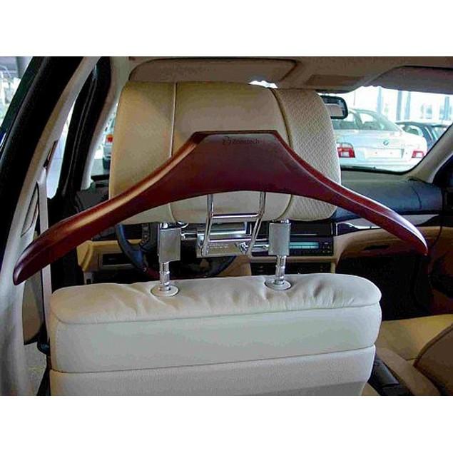 Zone Tech Travel Valet Butler Luxury Car Coat Headrest Suit Hanger Plastic