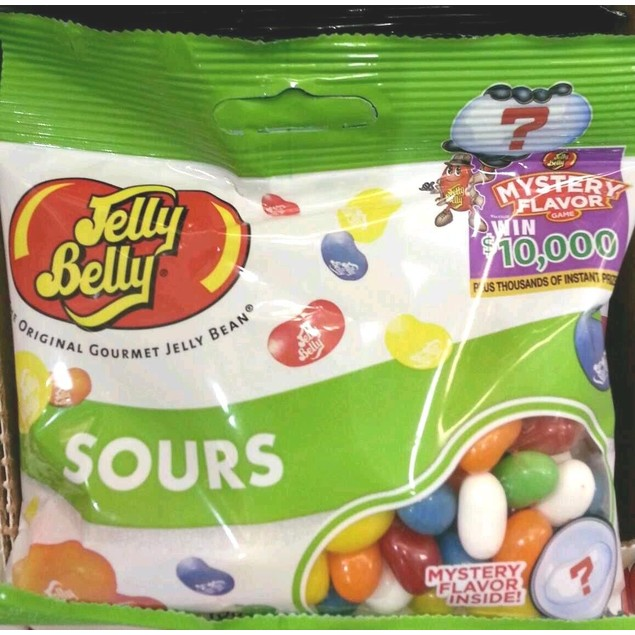 Jelly Belly Sours Flavor Jelly Beans
