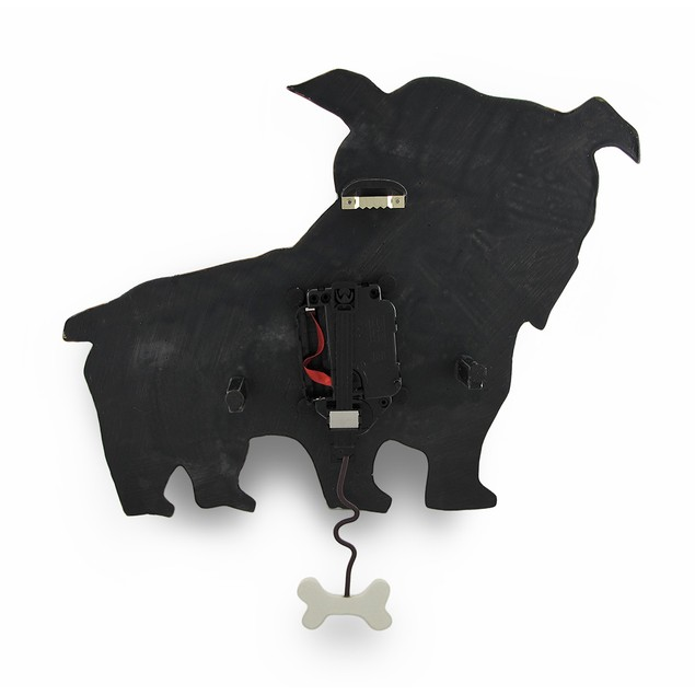 Allen Designs Spike The Dog Pendulum Wall Clock Wall Clocks