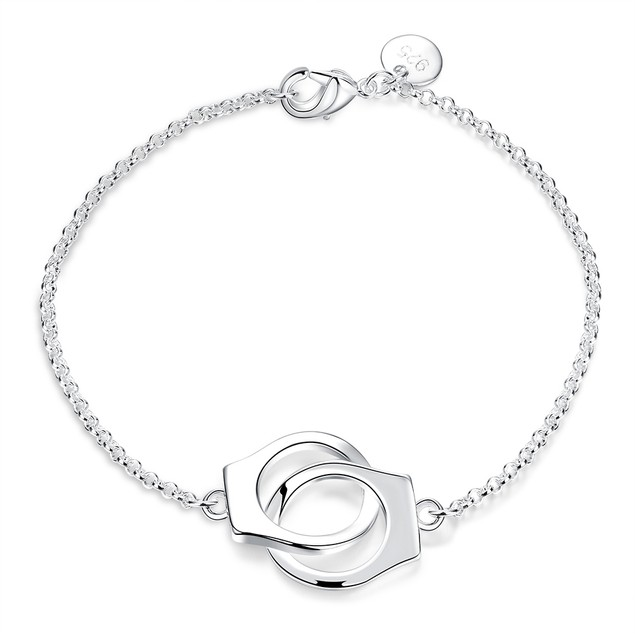 Petite Trendy Handcuff Bracelet
