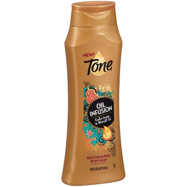 Tone Oil Infusion Body Wash