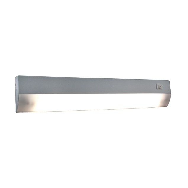 Ge Under Cabinet Linkable Plug-In Fluorescent Wall Sconces