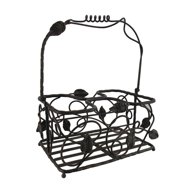 Biltmore Inspirations Arbor Vine Metal Table Caddy Table Caddies