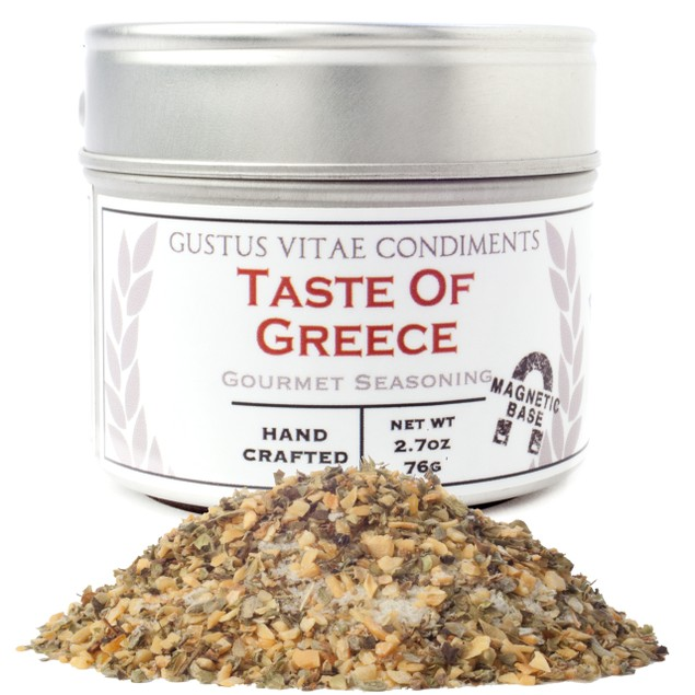 Taste of Greece Gourmet Seasoning