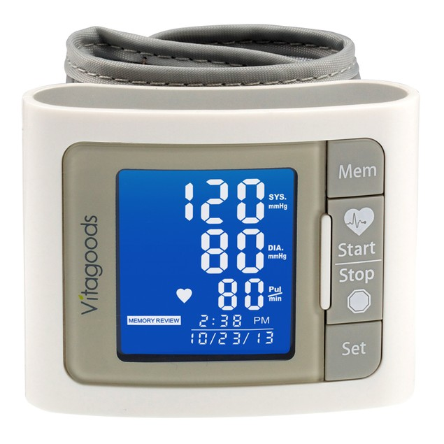 Advanced Travel Blood Pressure Monitor