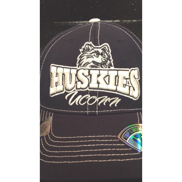 "Connecticut Huskies NCAA TOW ""Xpansion"" Adjustable Hat"