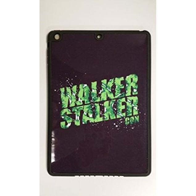 iPad Air 1 Hard Shell Case with Walker Stalker Con Logo