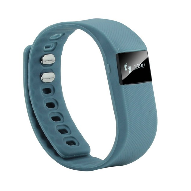 Bluetooth Digital Watch and Fitness Activity Tracker