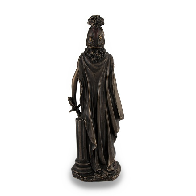 Cardinal Virtue Fortitude Bronze Finished Statue Statues