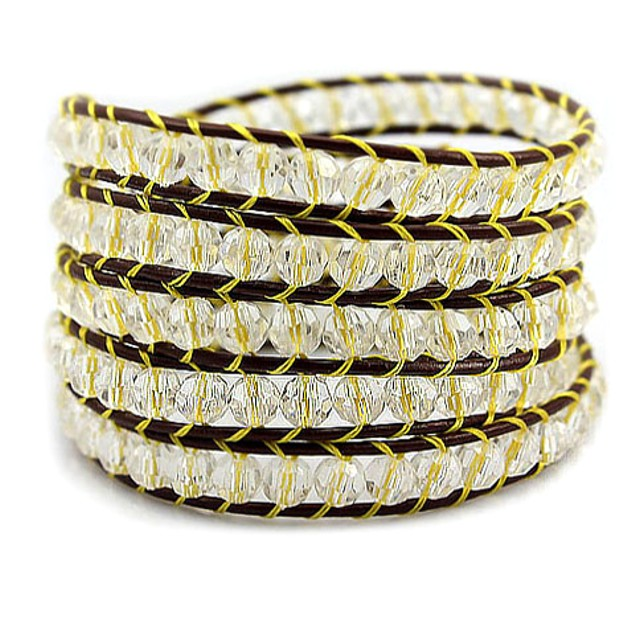 Lemon Wrap Bracelet