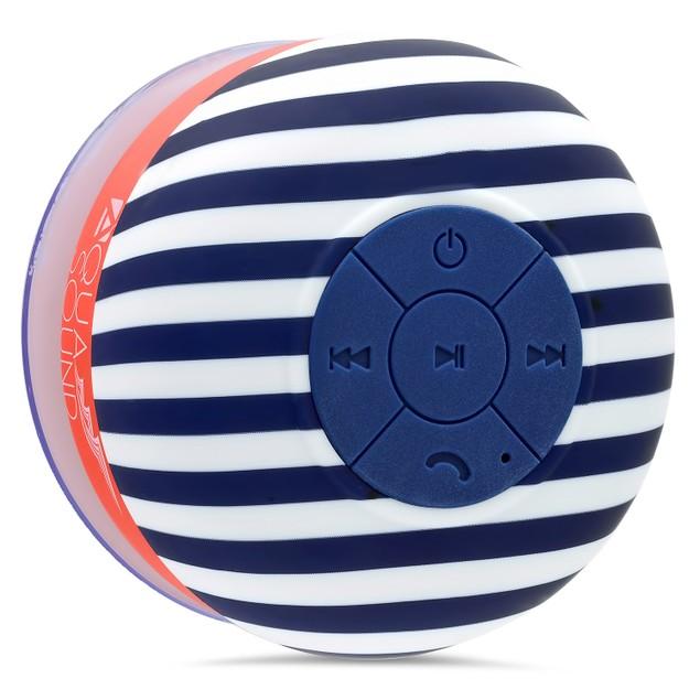 Aduro AQUASound Shower Bluetooth Speaker w/ Mic