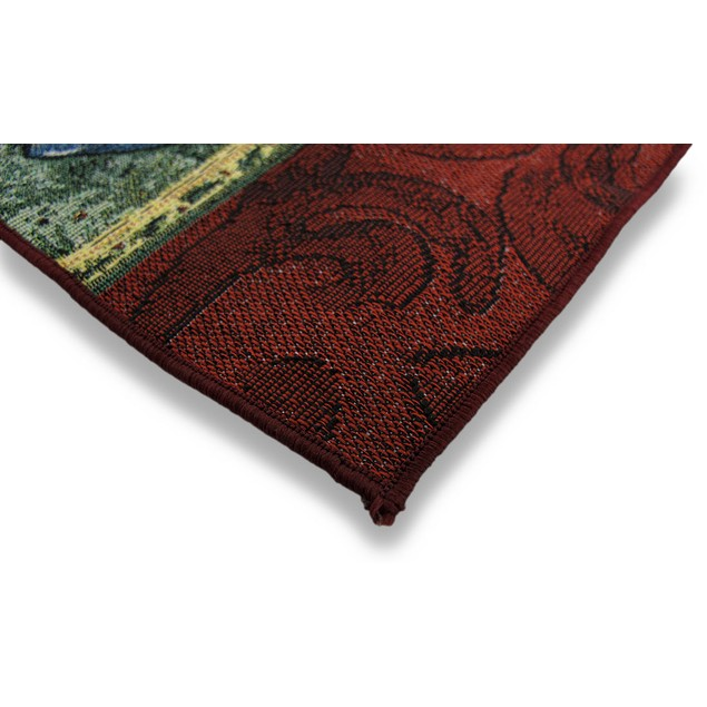 Holiday Boughs Of Beauty Sparkling Table Runner 72 Table Runners