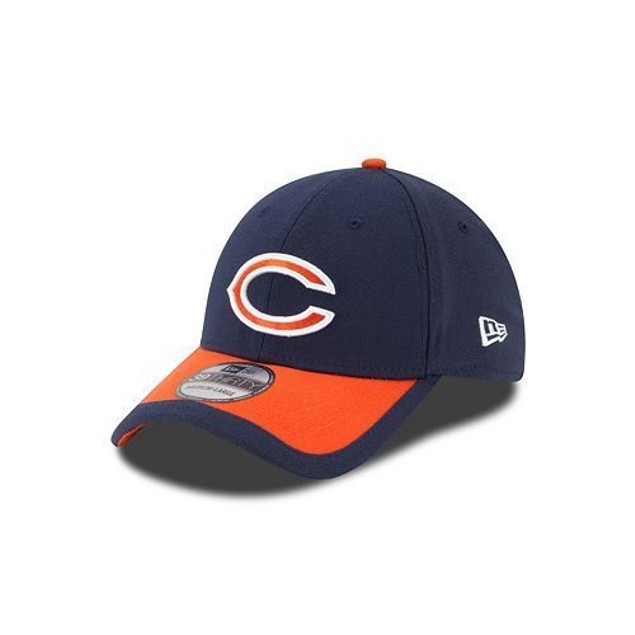 """Chicago Bears NFL New Era 39Thirty """"Sideline"""" Stretch Fitted Hat"""