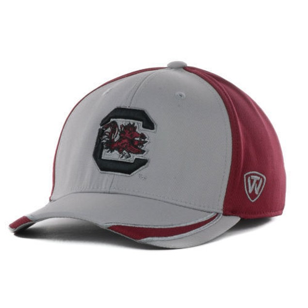 """South Carolina Gamecocks NCAA TOW """"Sifter"""" Memory Fitted Hat"""