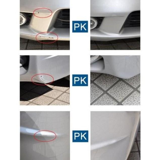 Zone Tech Car Auto Scratching Repair Touch Up Paint Pen White