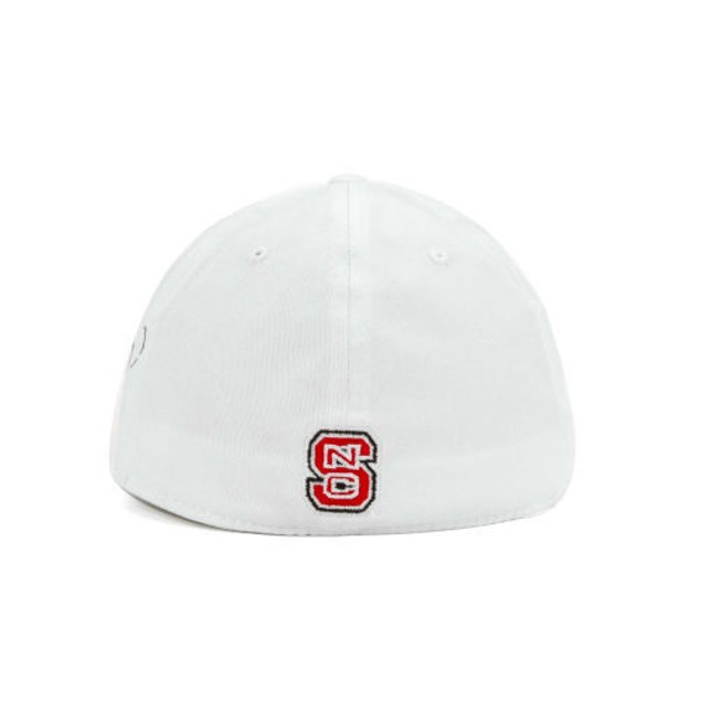"NC State Wolfpack NCAA TOW ""Cadence"" Stretch Fitted Hat"