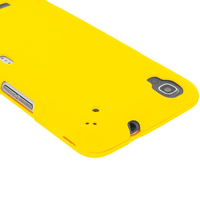 ZTE Boost Max Max+ N9521 Hard Rubberized Case Cover