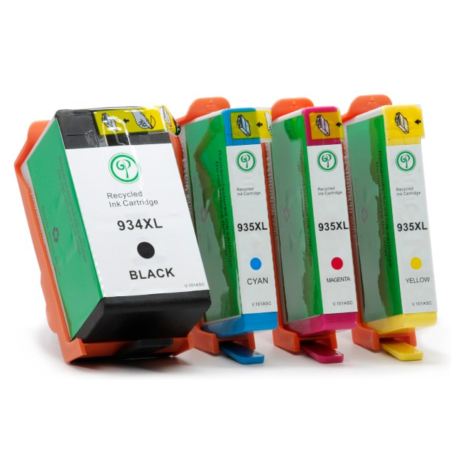 HP 934XL/935XL Compatible Ink 4-Pack